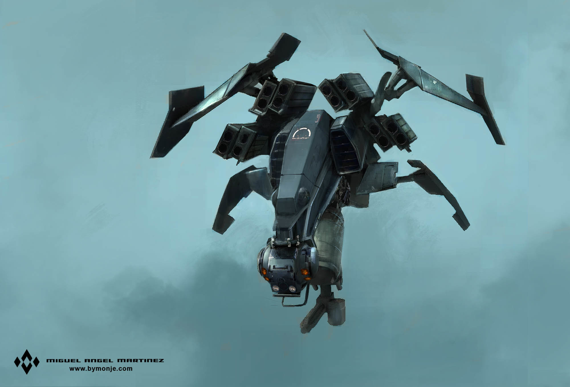 killzone-2-atac-front-concept-art-miguel-bymonje
