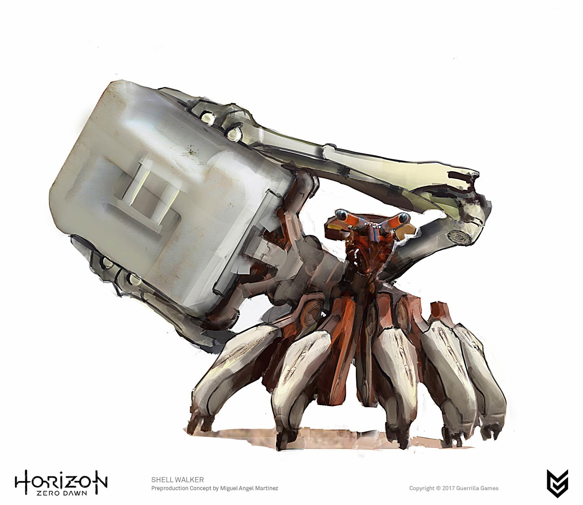Horizon-Zero-Dawn-Shell-Walker-concept-art-2-Miguel-Angel-Martinez