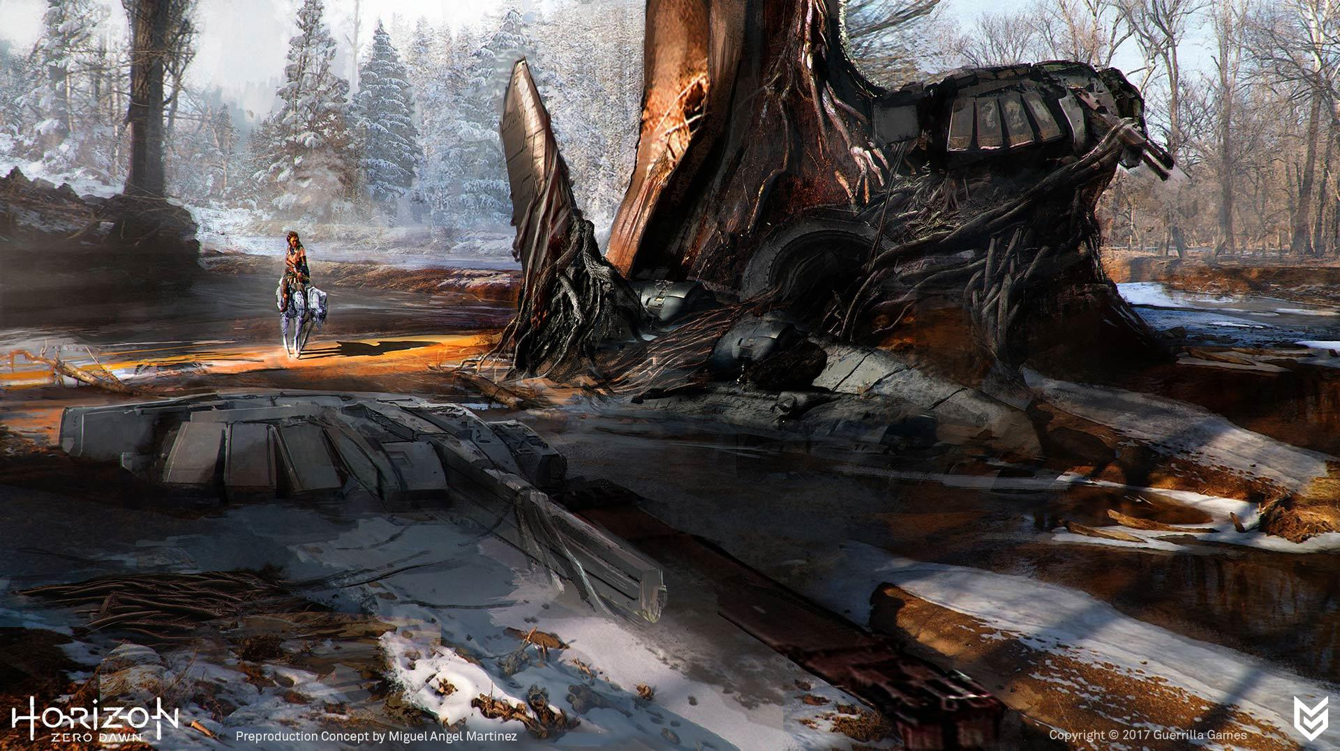 Horizon-Zero-Dawn-ruins-concept-art-3-Miguel-Angel-Martinez